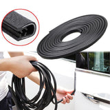 Car Door Protector Edge Guards Strip Automotive Door Molding Trim 32ft