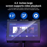 Car Radio Multimedia Player Universal Auto Stereo Video MP5 Bluetooth