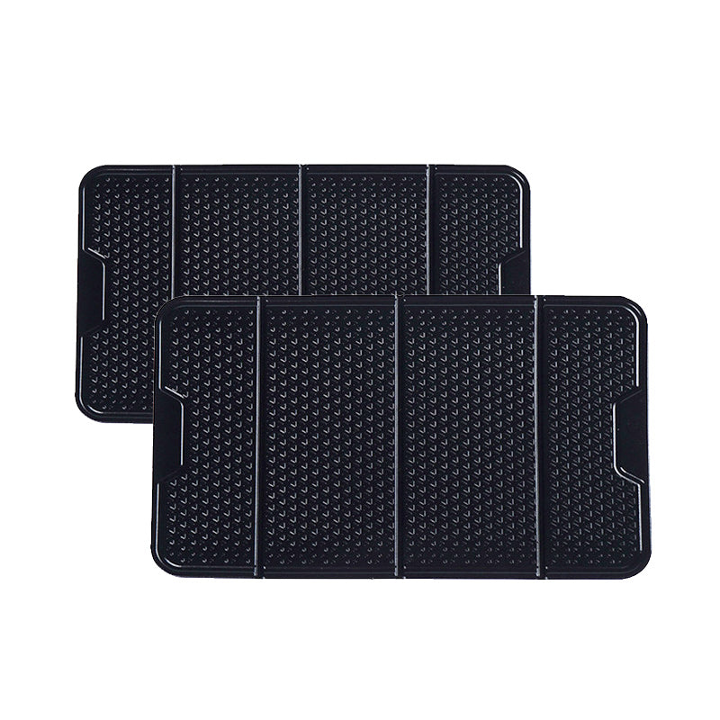 Car Folding Non-Slip Pad Dashboard Sticky Mat Phone Sunglasses Holder