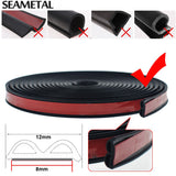 Car Door Seal Strips, 4/5/16/25M Weather strip |SEAMETAL4