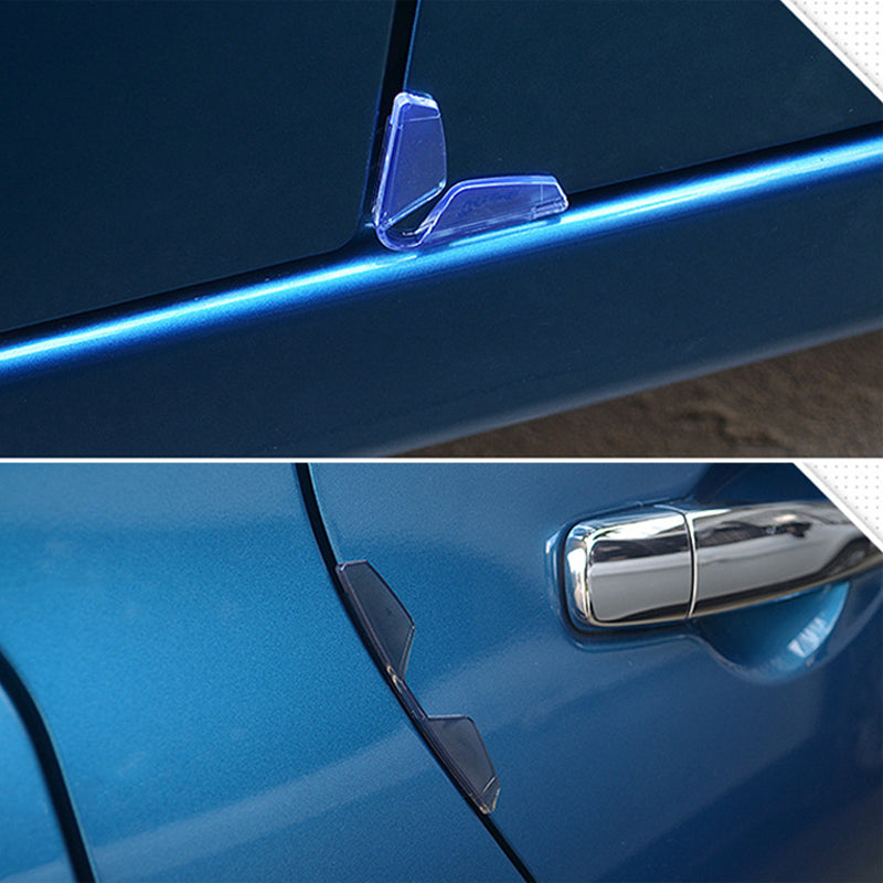 Seametal Universal Car Door Edge Guards Protector Bumper Car Anti-collision Strips PVC Sticker Auto Scratch Protection Moulding Side4