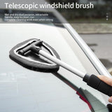 5 in 1 Windshield Cleaner Window Cleaner with Telescopic Windscreen Tool Set