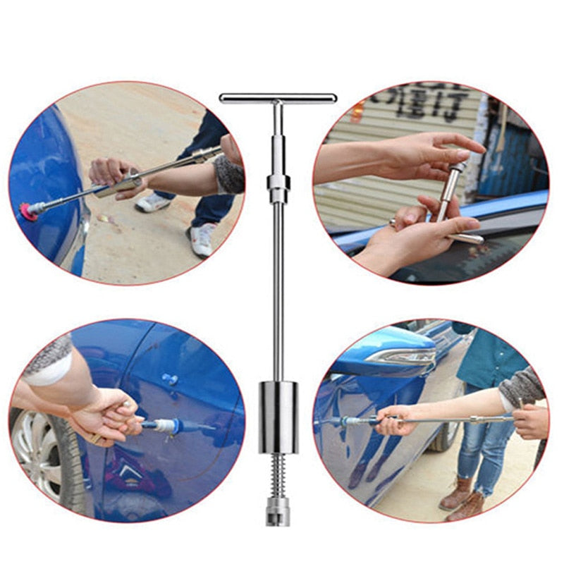 50cm Paintless Car Dent Puller Tool with Sliding Hammer | SEAMETAL