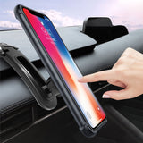ABS Dashboard Car Phone Mount 360° Universal Magnetic Car holder