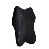Car Headrest Neck Pillow Memory Cotton Breathable Auto Neck Cushion