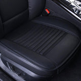 Custom Fit Leather Seat Cushions for Car Full Black