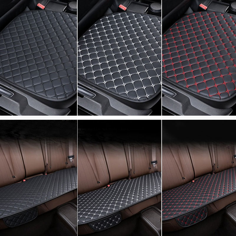 PU Leather Car Seat Covers Universal Fit for All Cars