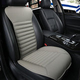 Leather Car Seat Cushion Protector Cover Pads Thin Waist