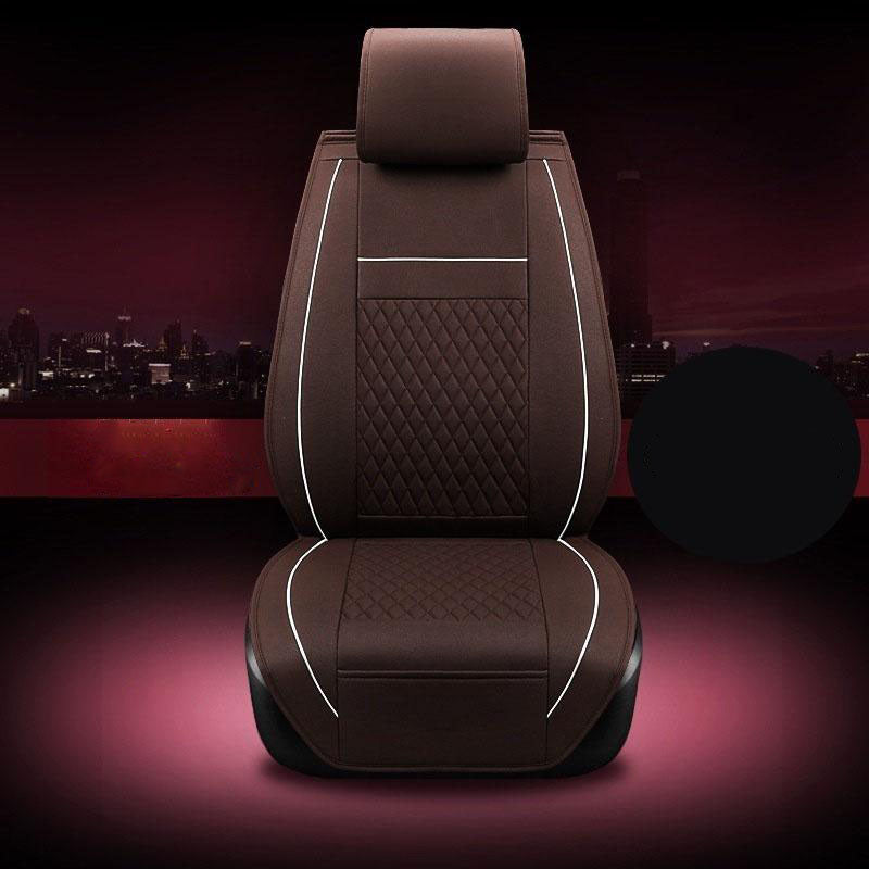 Leather Car Seat Covers 3D Tailored