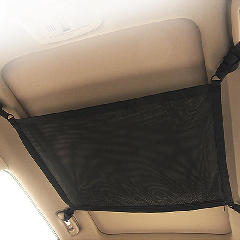 Car Ceiling Roof Storage Nets | SEAMETAL1