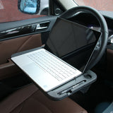 Car Steering Wheel Desk Portable Mini Table