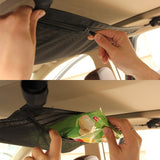 Car Ceiling Roof Storage Nets | SEAMETAL4