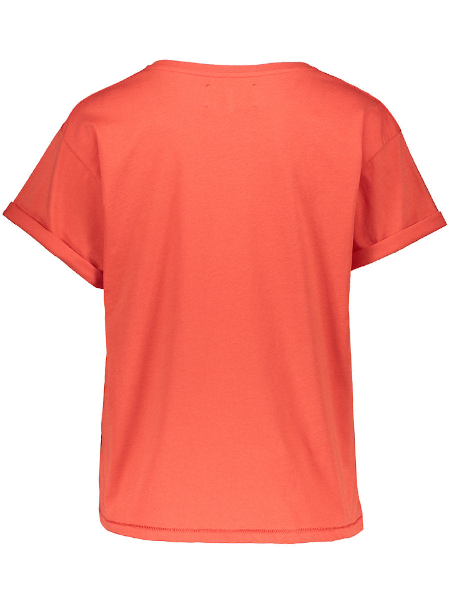 Shirt The Beach - Orange