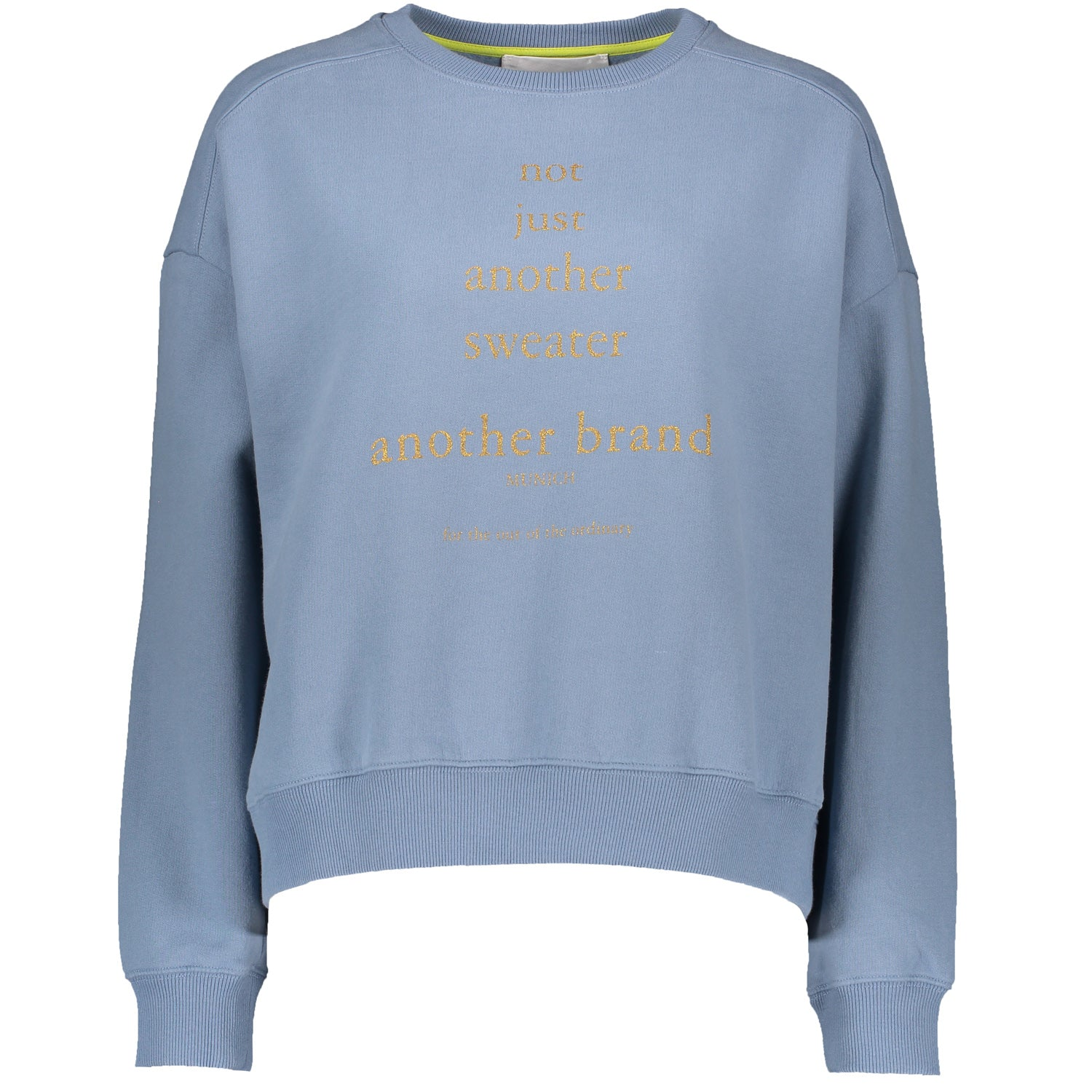Not just another Sweater - Blue