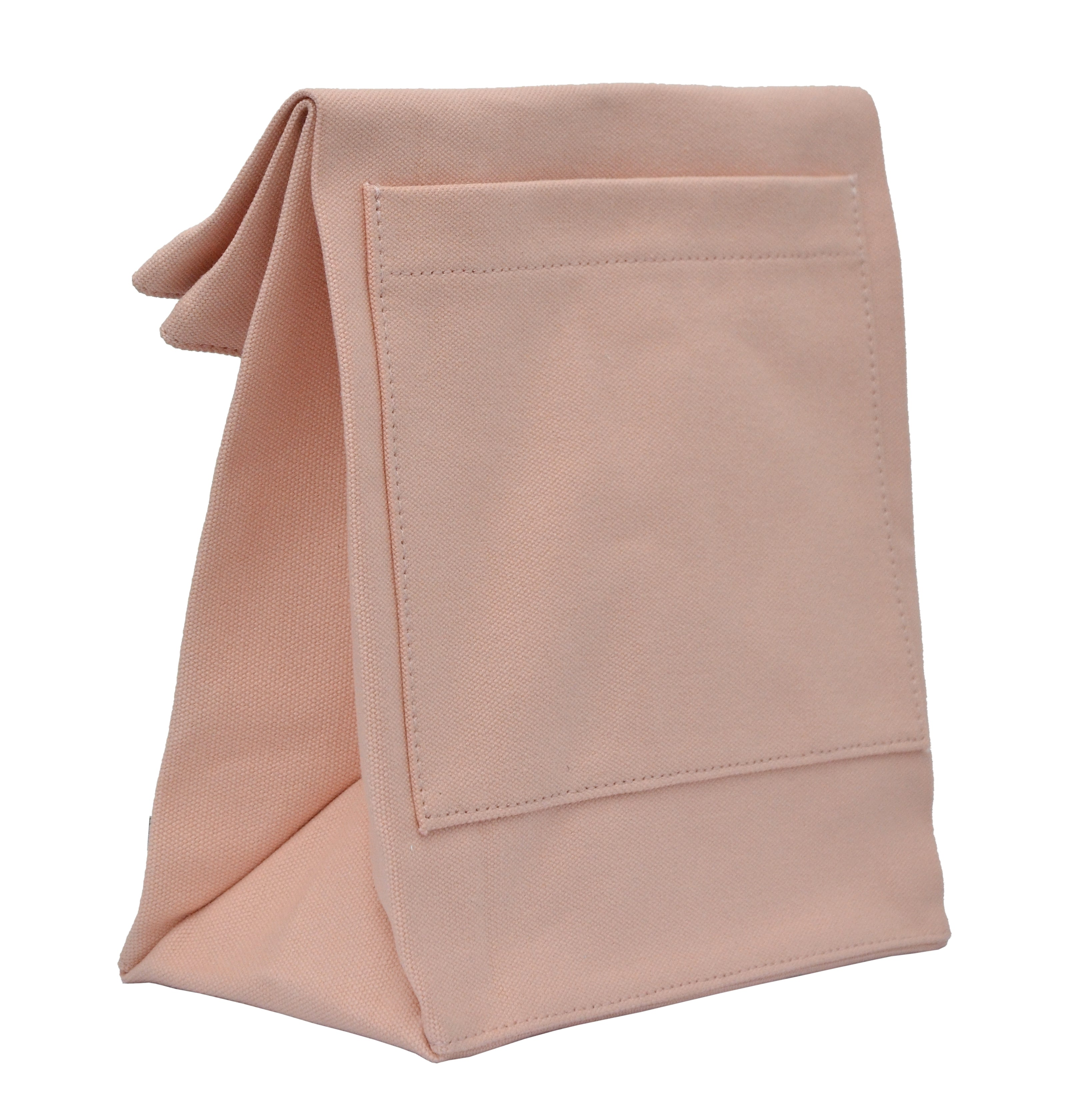 Moraltive Lunch Bag Salmon Pink