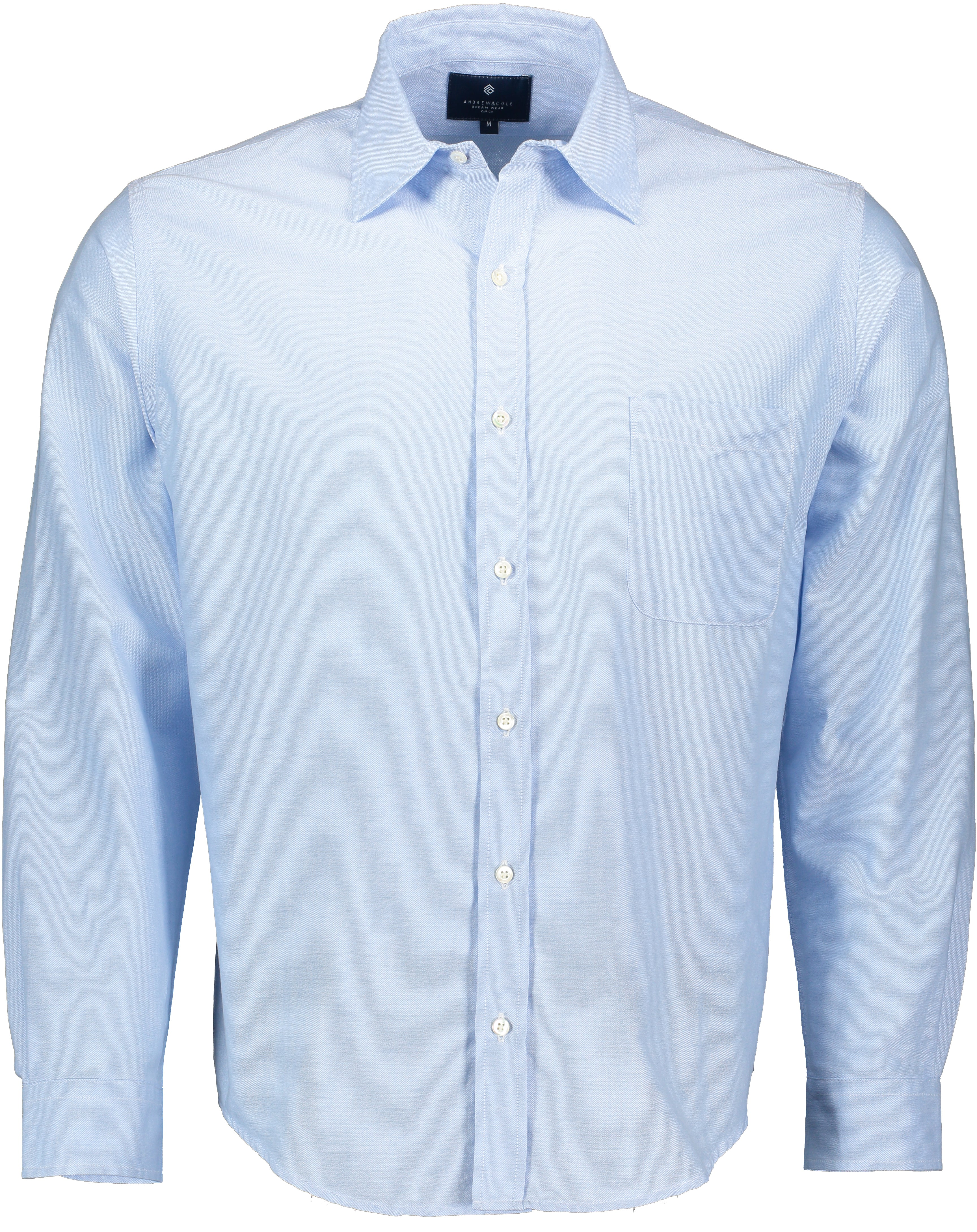 Beach Shirt Light Blue