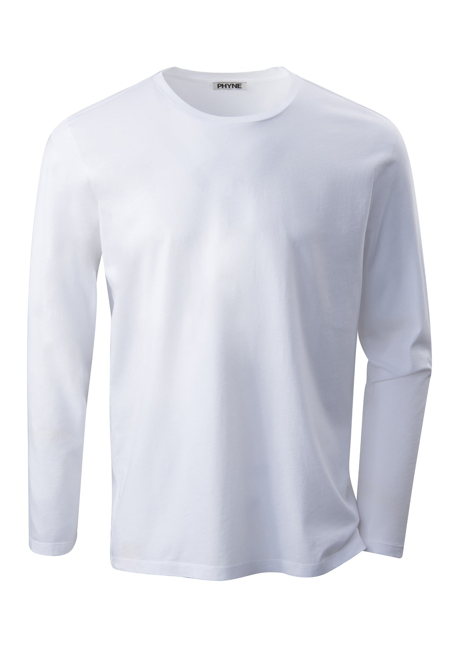 The Longsleeve White