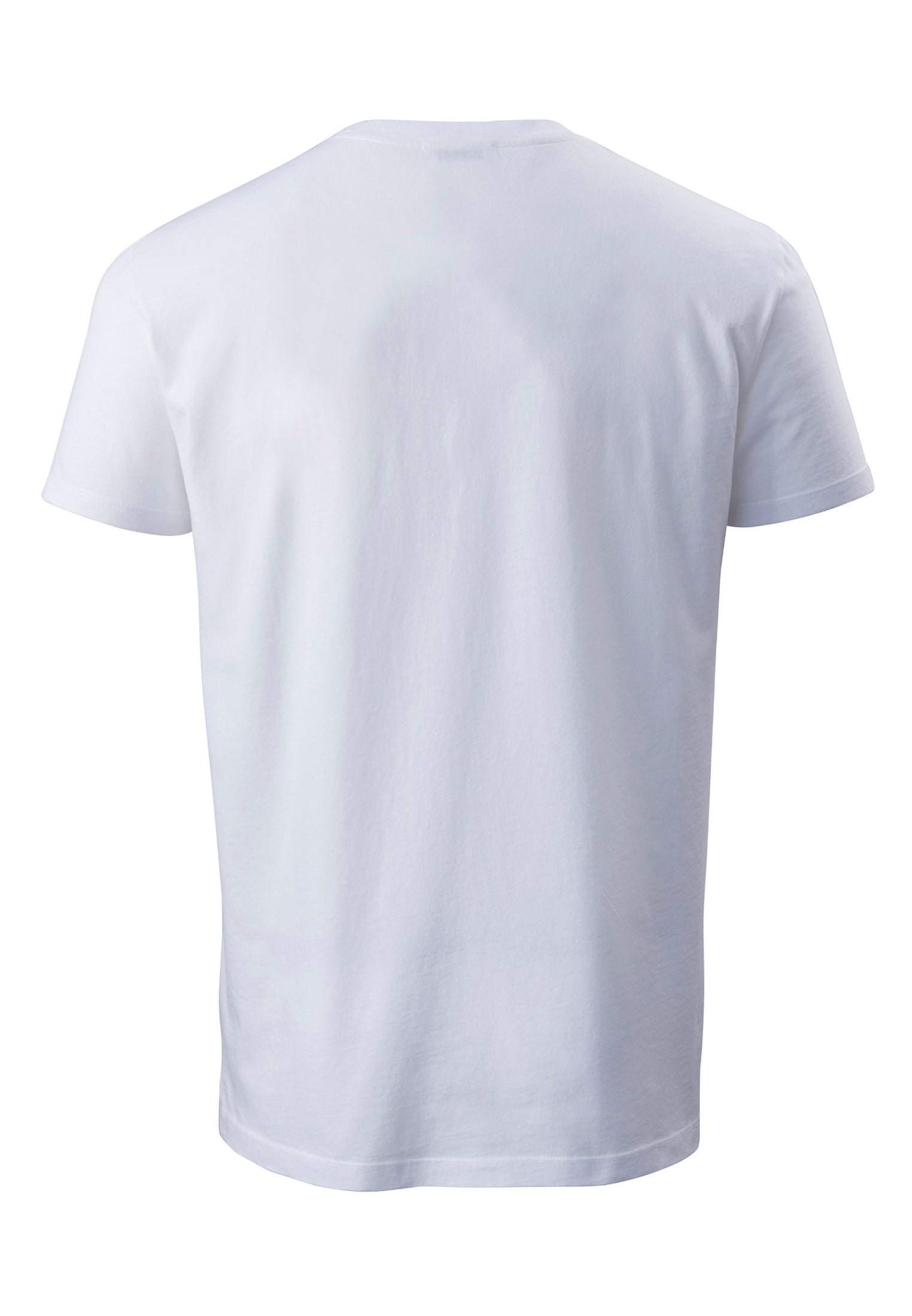 The Phyne Round Neck T-Shirt White