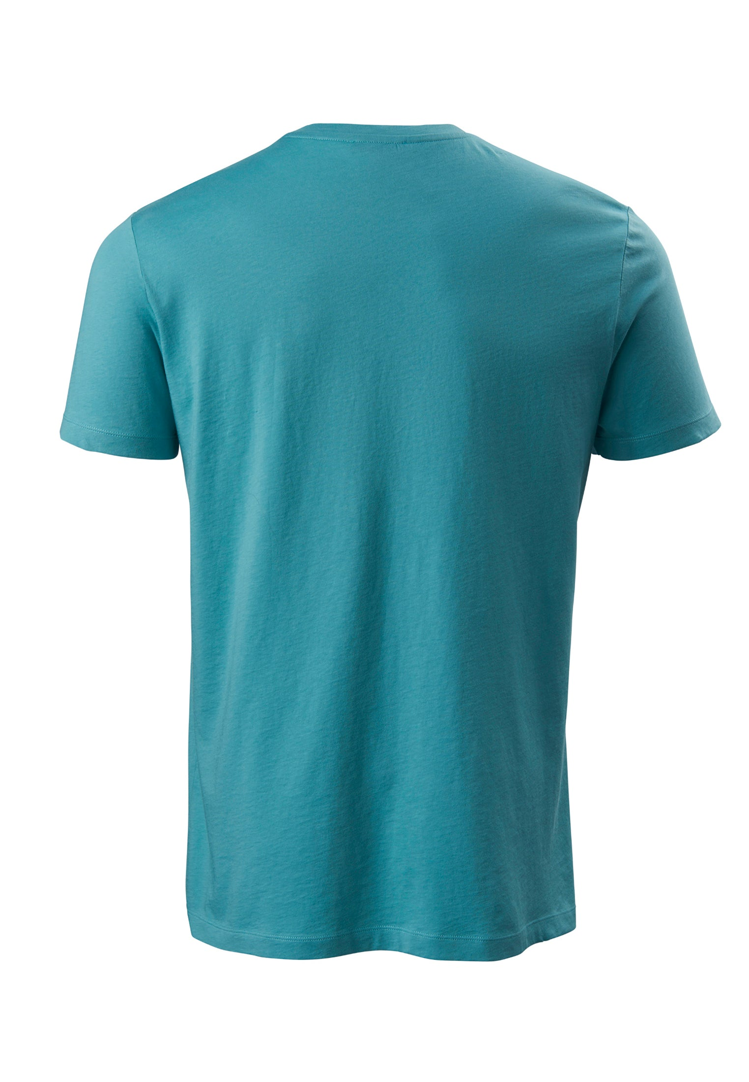 The Round Neck T-Shirt Turquoise