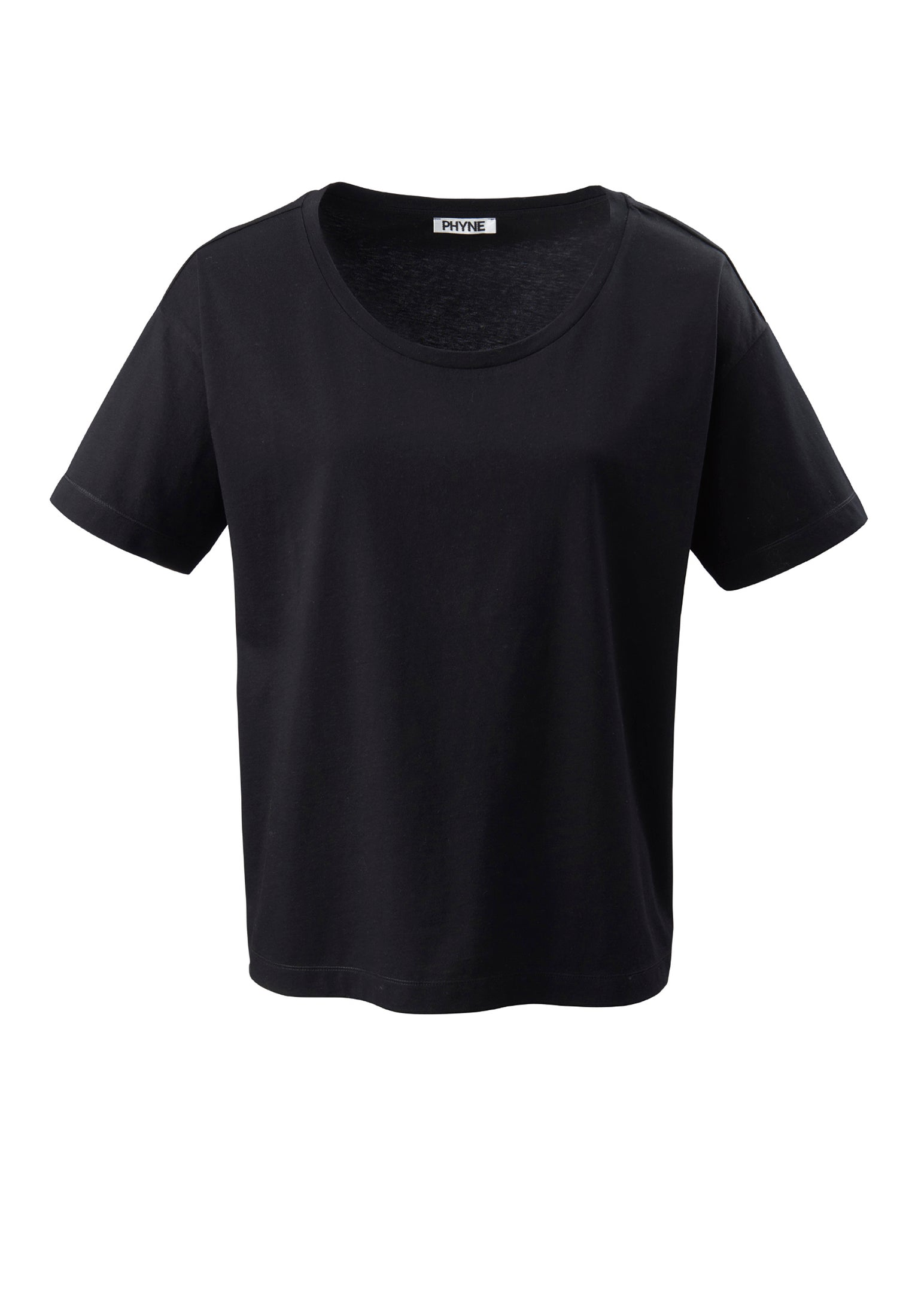 The Boxy T-Shirt Black