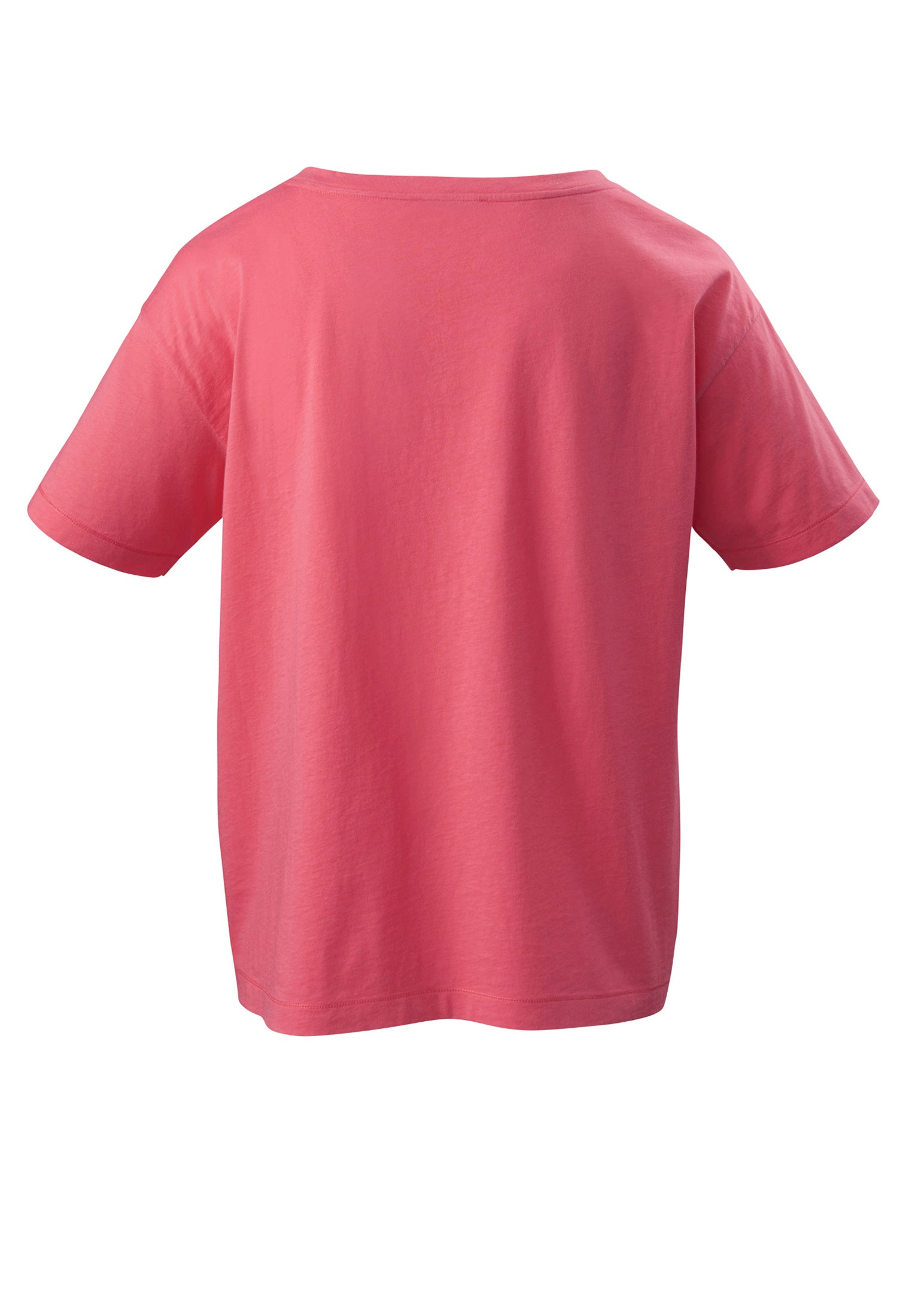 The Boxy T-Shirt Coral