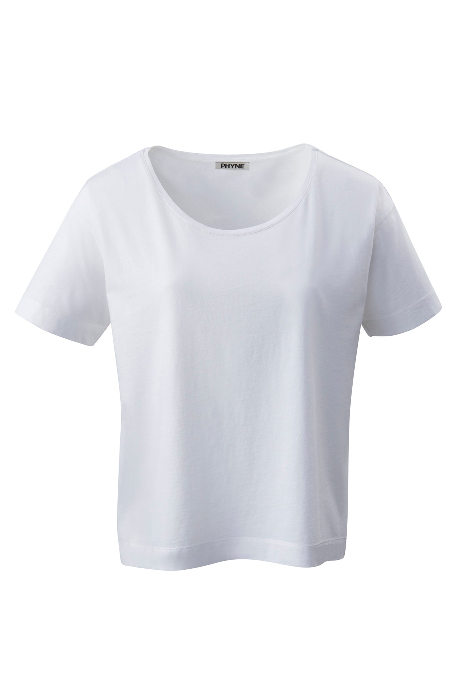 The Boxy T-Shirt White