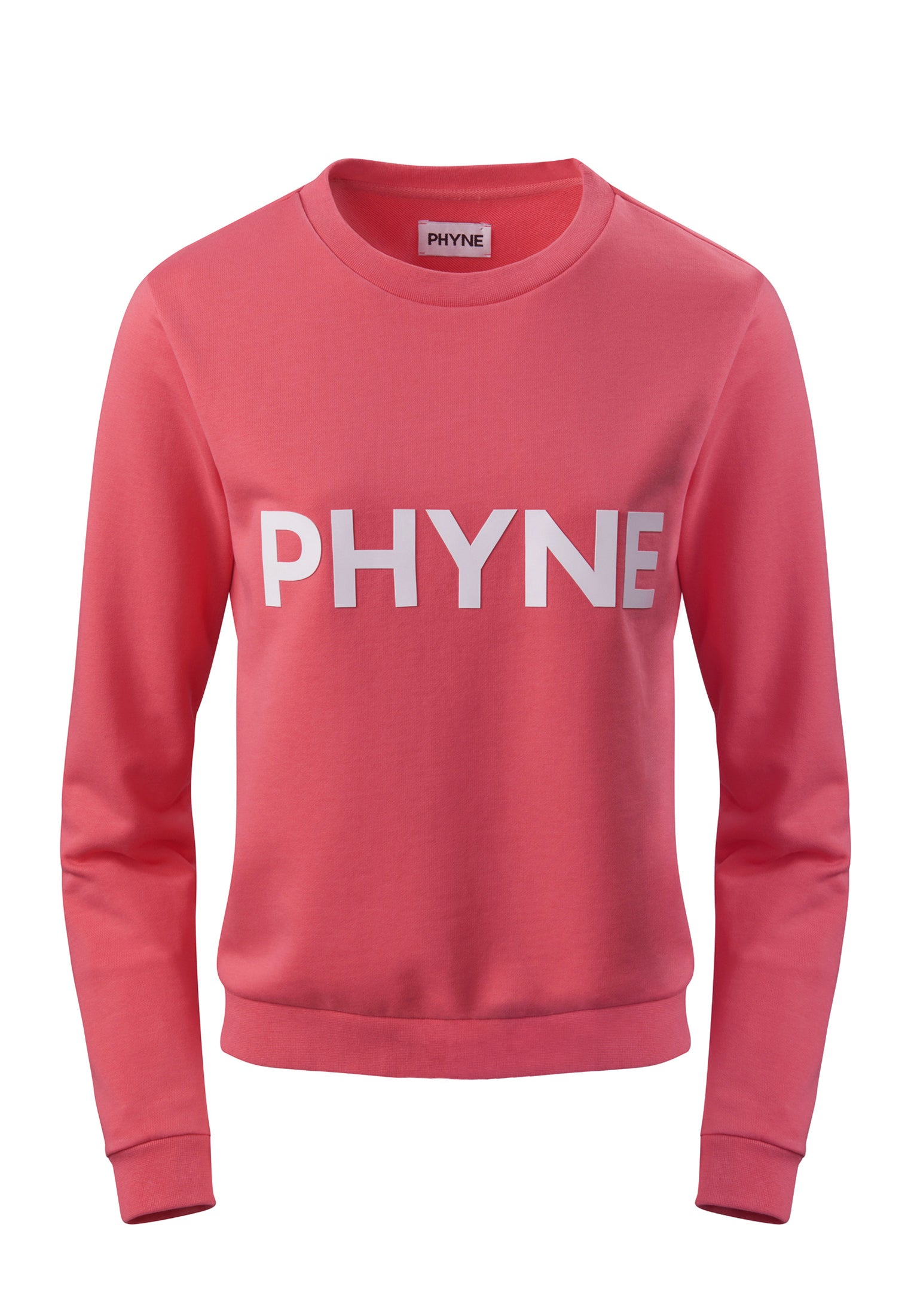 The Phyne Sweatshirt Coral