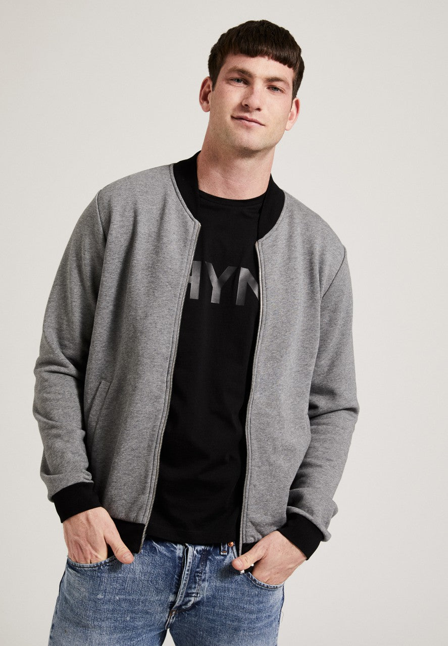 The Sweat Bomber Grey