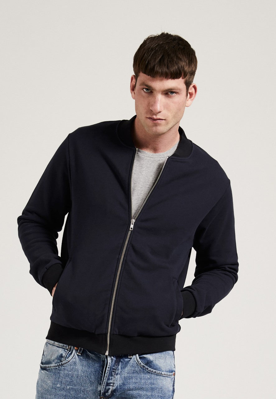 The Sweat Bomber Navy