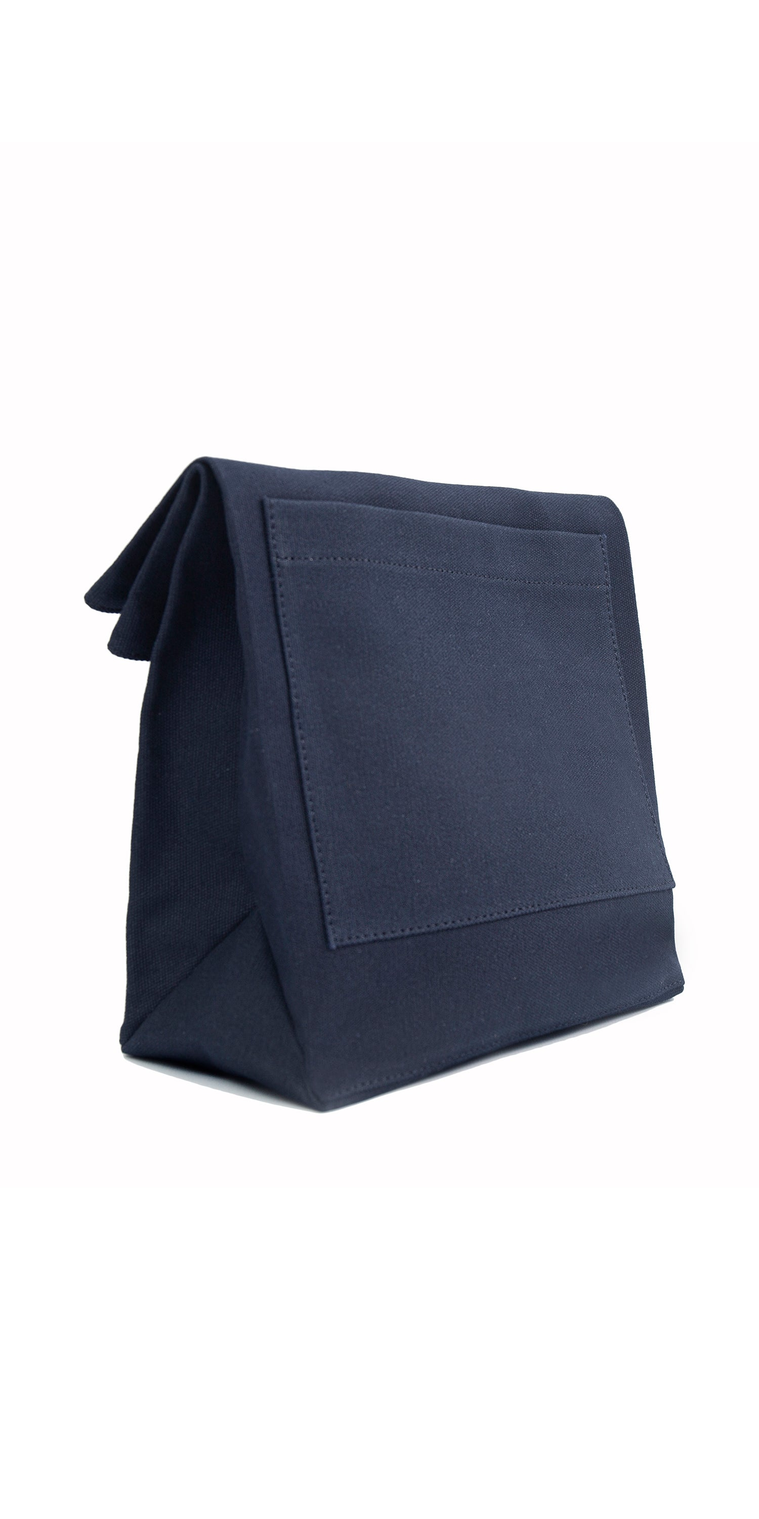 Moraltive Lunch Bag Navy Blue