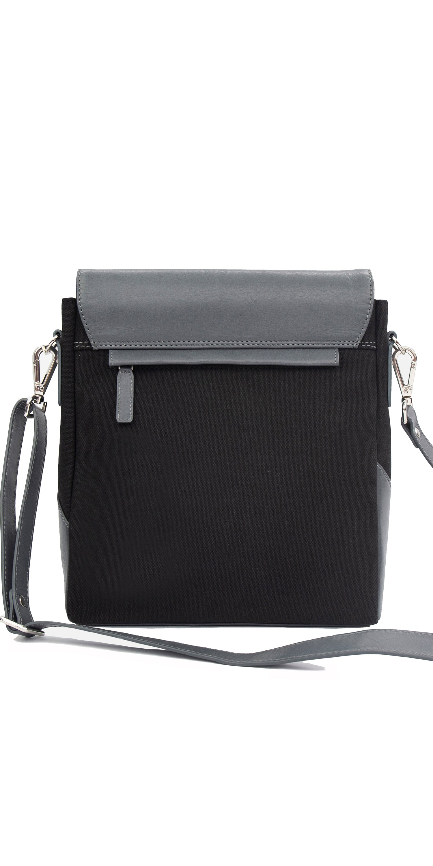 Moraltive Shoulder Bag Black & Grey