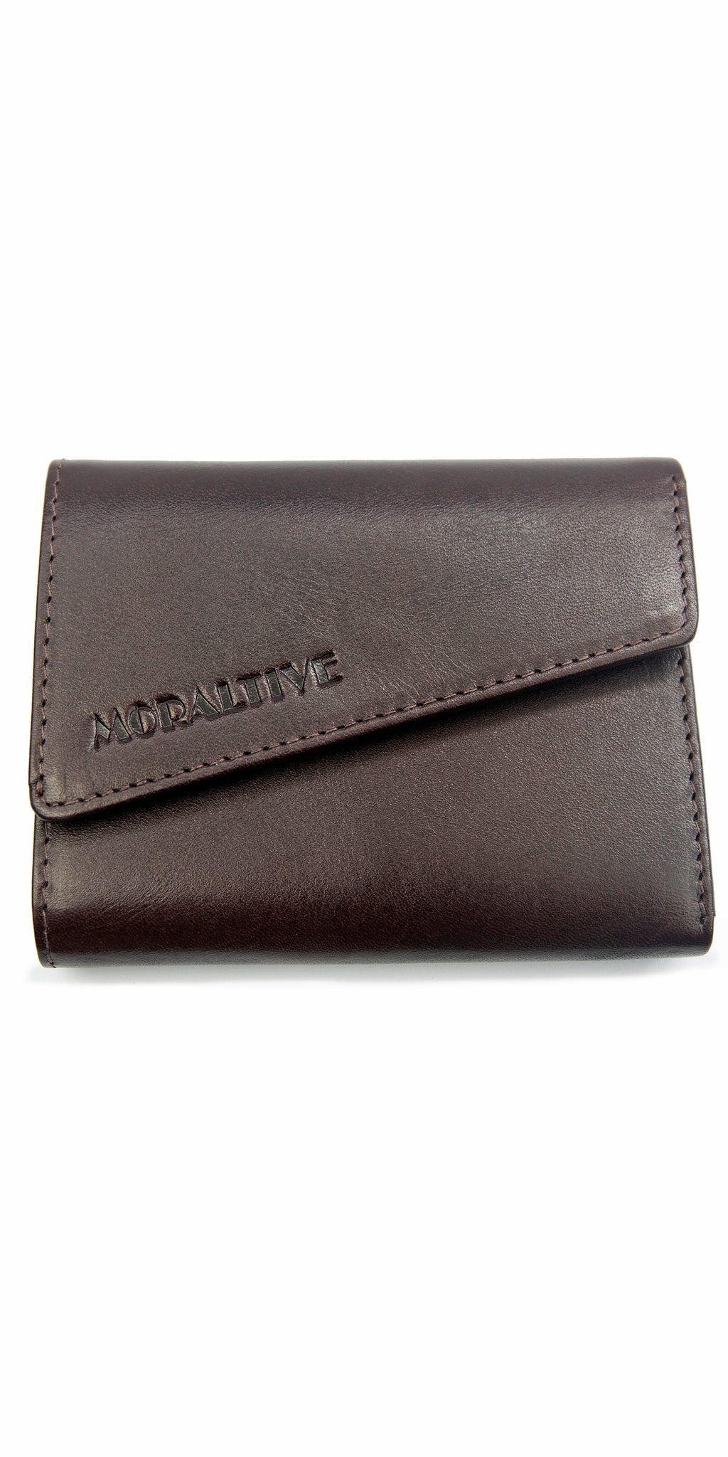 Moraltive Wallet Brown