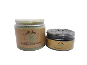 Men's Mineral Body Scrub