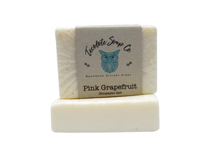 Pink Grapefruit Himalayan Salt Soap