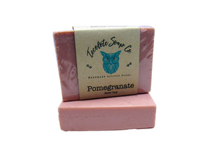 Pomegranate Rose Clay Soap