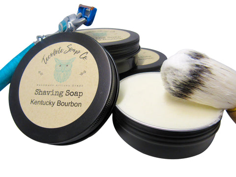 Kentucky Bourbon Shaving Soap