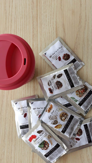 Jayida Che Herbal Tea Spot Travel Packs or Sample Pack
