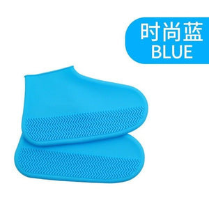 Overshoes silicone latex elastic shoe covers