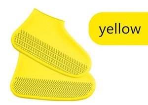 Silicone Outdoor Non-slip Waterproof Shoe Covers