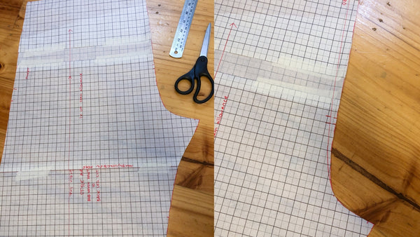sewing pattern for pant