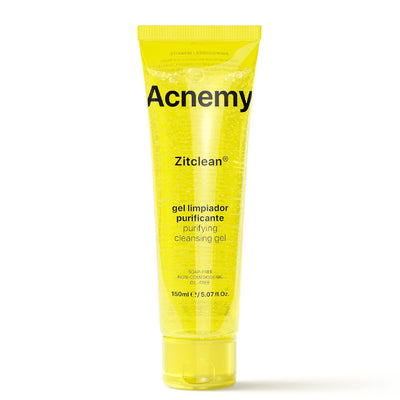 Acnemy Zitclean® Purifying Cleansing Gel (150ml) Cleansing Gel - Skinspace