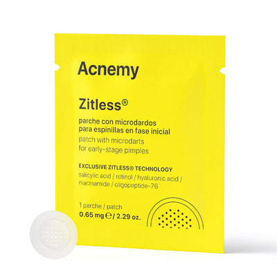 Acnemy Zitless® Patches (10 pack) Spot Treatment - Skinspace