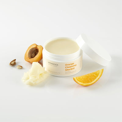Aromatica Orange Cleansing Sherbet (180g) - Skinspace