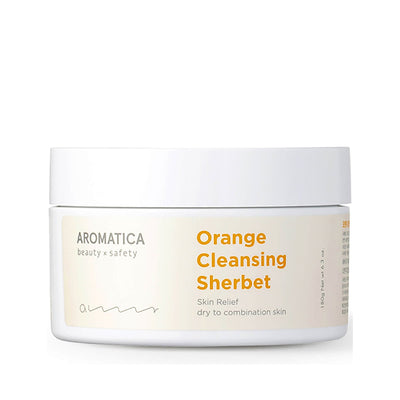 Orange Cleansing Sherbet (180g)