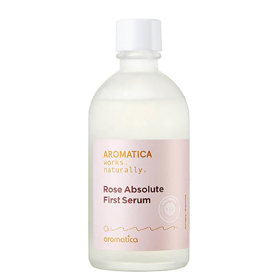 Aromatica Rose Absolute First Serum (130ml) Serum - Skinspace