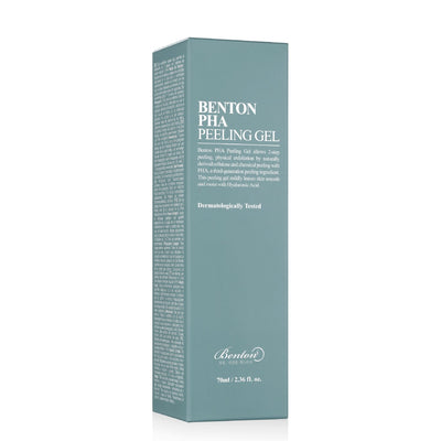 PHA Peeling Gel (70ml) Face Scrub Benton