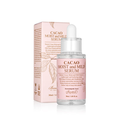 Benton Cacao Moist and Mild Serum (30ml) - Skinspace