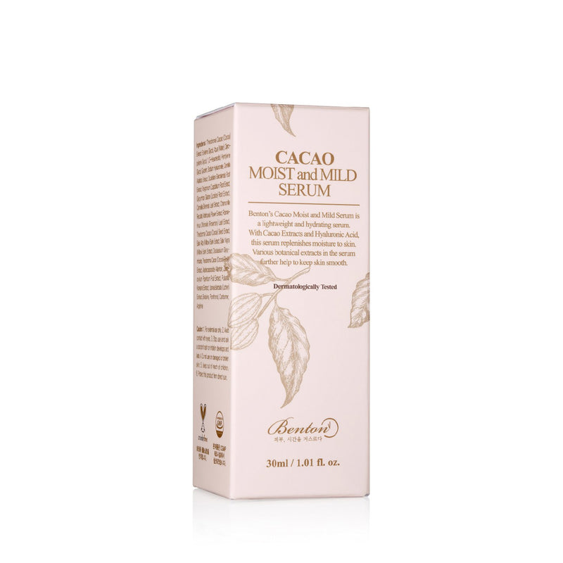 Cacao Moist and Mild Serum (30ml) Serum Benton