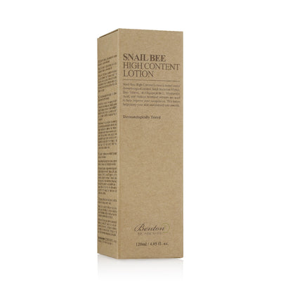 Benton Snail Bee High Content Lotion (120ml) - Skinspace
