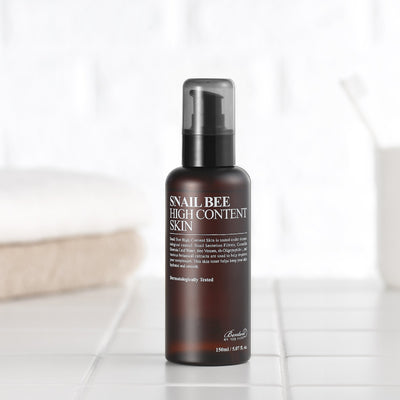 Snail Bee High Content Toner (150ml) Toner Benton